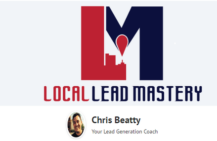 Chris Beatty – Local Lead Mastery
