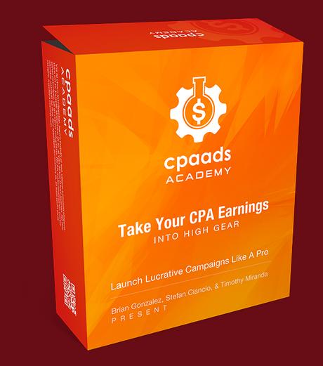 CPA Ads Academy + OTOs + Bonus