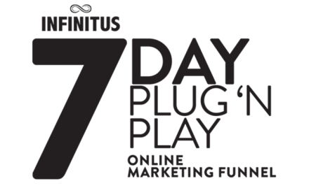 Infinitus – 7 Day Plug and Play Funnel