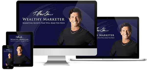 T. Harv Eker - The Wealthy Marketer