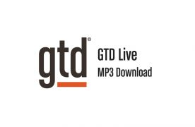 GTD (Getting Things Done) Live – Audio Version of David Allen's Complete 2-day Seminar – Value $99