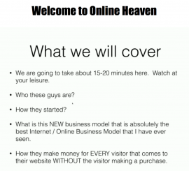 Casey Curtis and Michael Wilkins – Project Online Heaven Traffic Arbitrage
