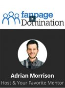 Anthony Morrison – Fan Page Domination – Value – $1497