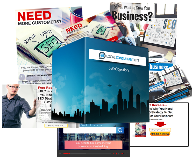 local-consultant-kits-seo-objections-pack