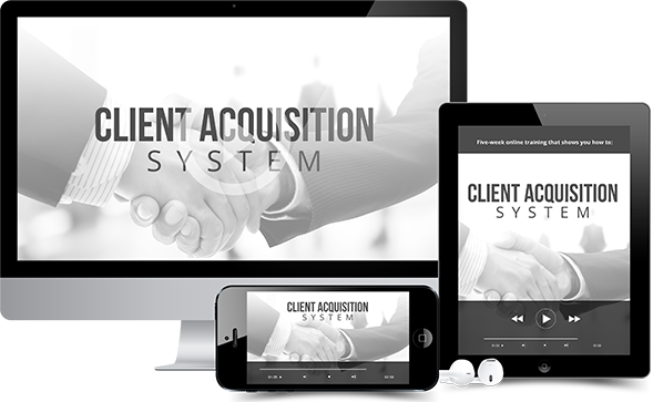 Frank Kern – Client Acquisition System