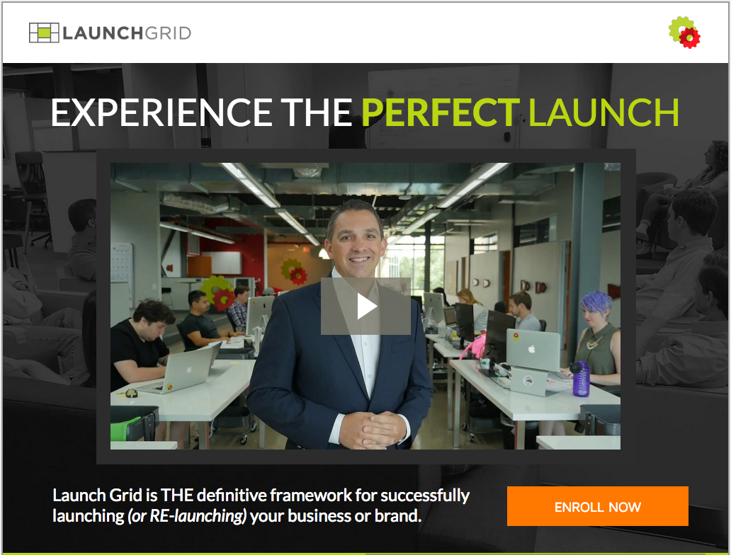 Ryan Deiss – The Launch Grid – Value $1995