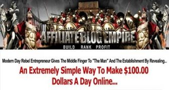 Ryan Magin – Affiliate Blog Empire – Value $97