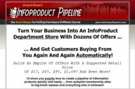 Brown-Infoproduct-Pipeline