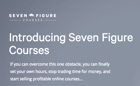 Derek Halpern – Seven Figure Courses
