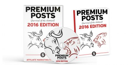 Finch – Premium Posts 2016 Edition