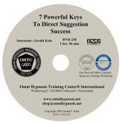 Gerald Kein – Seven Powerful Keys to Direct Suggestion Success – Value $40