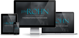 Jim Rohn – Foundations For Success
