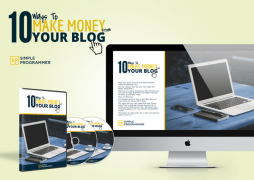 John Sonmez – 10 Ways to Make Money with Your Blog – Value $99