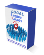 Local Legion of Leads 2017 – Value $27