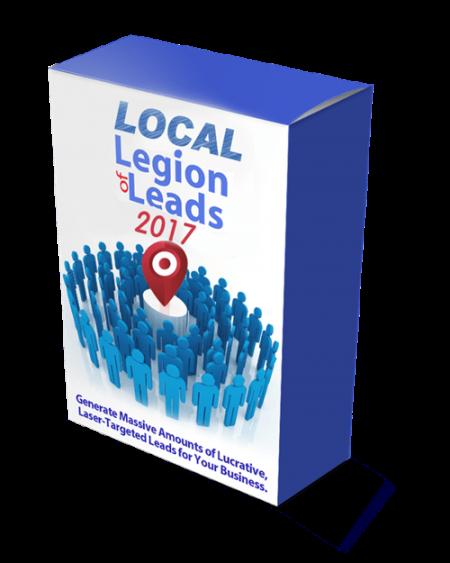 Local Legion of Leads 2017
