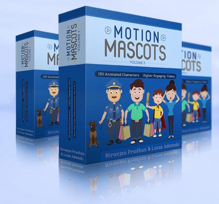Motion Mascots V3