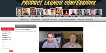 Mike Thomas – Product Launch Confessions – Value $17