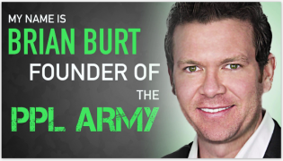 Brian Burt – PPL Army 100 Days to $100k! – Value $97/month