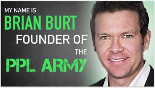 Brian Burt – PPL Army 100 Days to $100k! – Value $97/month