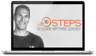 John Sonmez – 10 Steps To Learn Anything – Value $99