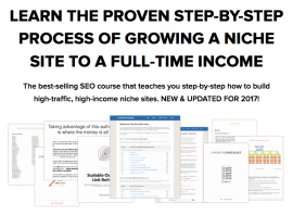 Chris Lee – Niche Site Course V3