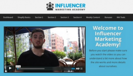 Dan Dasilva – Influencer Marketing Academy 2.0