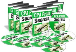 CPA Profit Secrets by James Knight + OTO – Value $27