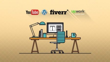 Jerry Banfield – Freelancing with YouTube, WordPress, Upwork & Fiverr