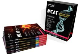 MCAT Course 2016 with Video-Kaplan – Value $1999