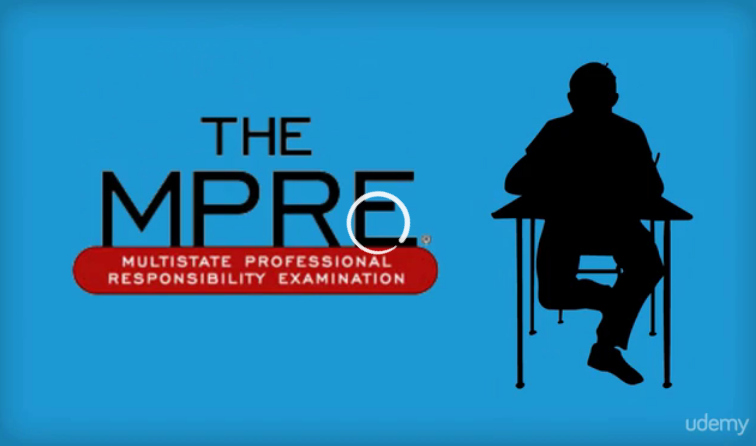 MPRE Review for Multistate Professional Responsibility Exam – Value $40