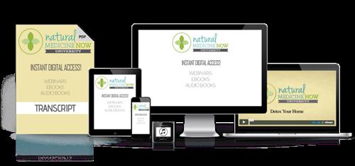 Natural Medicine Now – Premium Package – Value $495