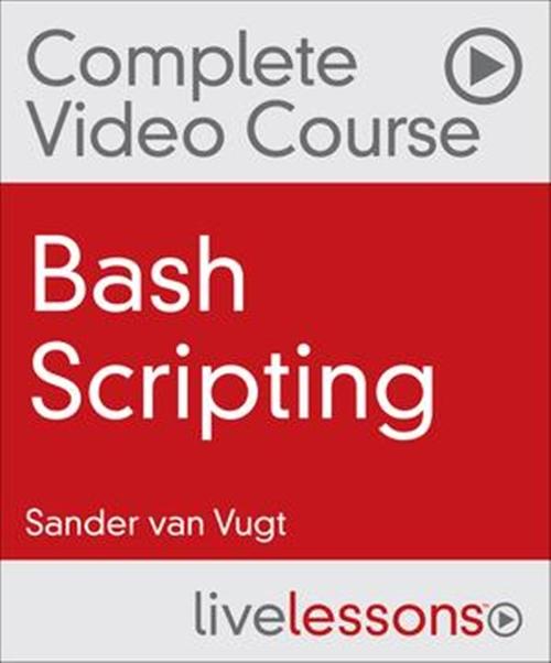Prentice Hall – Bash Scripting – Value $59