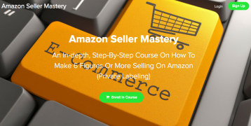 Tanner Fox – Amazon Seller Mastery – Value $497