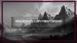 Lukas Resheske – Copywriting Mentorship Program – Value $1999