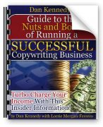 Insider's Guide to the Nuts and Bolts of Running a SUCCESSFUL Copywriting Business – Value $497