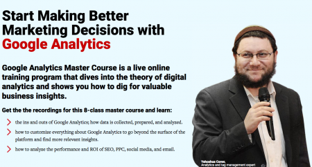 Start Making Better Marketing Decisions with Google Analytics