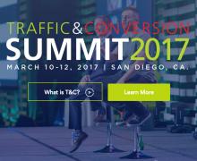 Traffic & Conversion Summit 2017 – Value $1995