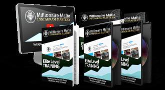 Millionaire Mafia – Instagram Mastery (Platinum) – Value $897