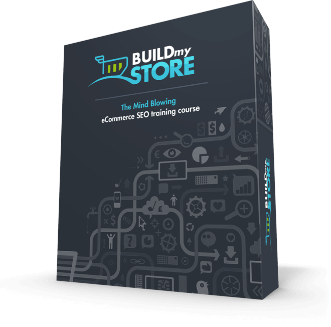 Build My Store – Value $47