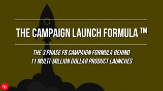 Nicholas Kusmich – The Campaign Launch Formula – Value $920