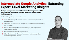 Intermediate Google Analytics