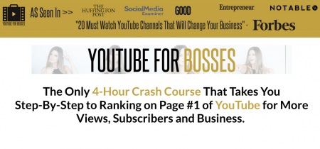 YouTube for Bosses