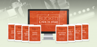 Grant Baldwin – Booked & Paid to Speak 2.0 – Value $1497
