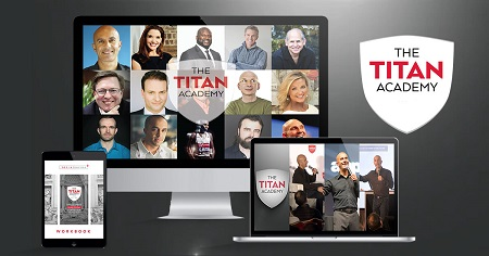 Robin Sharma – Titan Academy Summit (2017)