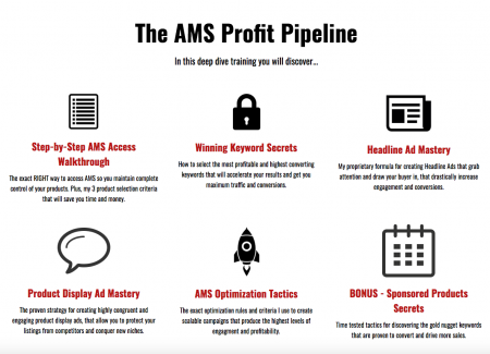 The AMS Profit Pipeline