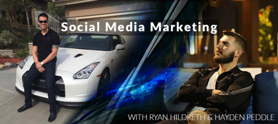 Ryan Hildreth – Social Media Marketing Mastery – Value $397