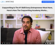 Anik Singal – Copywriting Academy – Value $697