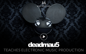 Deadmau5 – Teaches Electronic Music Production – Value $90