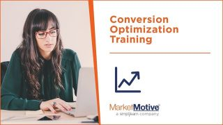 Conversion Optimization Training Course – Value $399