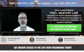 Bartke, Hutchinson – Pixel Mastery Live Los Angeles 2017 – $1995